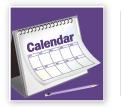CFD行事曆